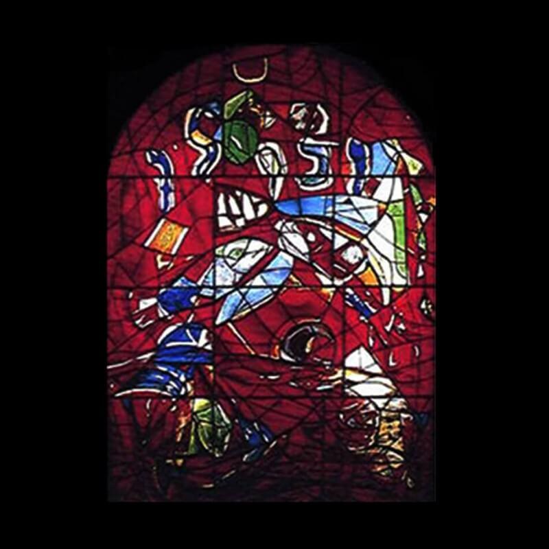 Realizzazione vetrate artistiche sacre: Ambrosiana Vetrate dArte
